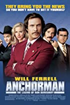 Anchorman: The Legend of Ron Burgundy (2004) Poster