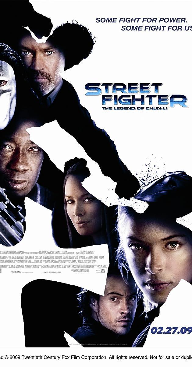 Street Fighter The Legend Of Chun Li 2009 Imdb