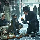 Stephen Rea and Zaak Conway in Dickensian (2015)