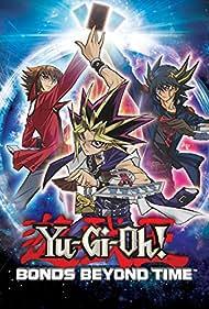 Dan Green, Matthew Labyorteaux, and Gregory Abbey in Gekijouban Yuugiou: Chouyuugou! Jikuu o koeta kizuna (2010)