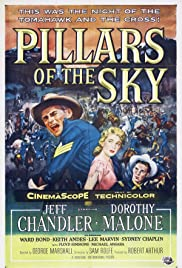 Pillars of the Sky (1956) Poster - Movie Forum, Cast, Reviews