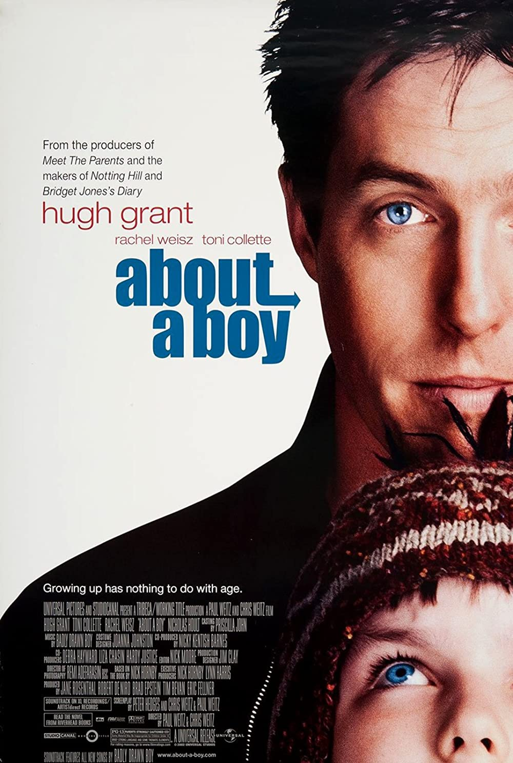 About a Boy 2002 Hindi Dual Audio 720p BluRay ESubs 750MB