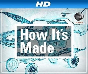 Bons sites de cinéma How It's Made - Indy Car Edition, Brooks T. Moore [2k] [2K]