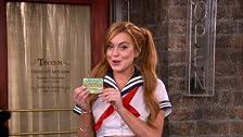 Charlie Gets Lindsay Lohan Into Trouble