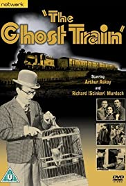 The Ghost Train (1941) Poster - Movie Forum, Cast, Reviews