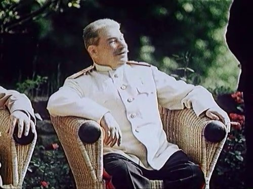 Joseph Stalin in Cold War (1998)