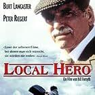 Burt Lancaster in Local Hero (1983)