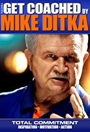 Get Coached by Mike Ditka Poster
