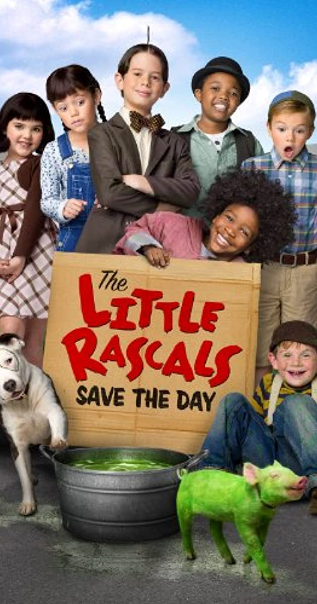 The Little Rascals Save The Day Video 2014 Full Cast Crew Imdb