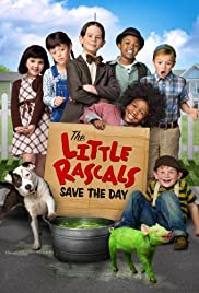 The Little Rascals Save the Day (2014) Poster - Movie Forum, Cast, Reviews