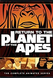 Return to the Planet of the Apes Poster