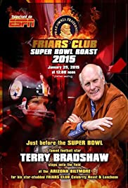 The Friars Club Super Bowl Roast of Terry Bradshaw Poster