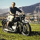 Steve McQueen in The Great Escape (1963)