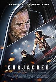 Stephen Dorff, Maria Bello, and Connor Hill in Carjacked (2011)