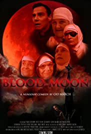 Blood Moon Poster