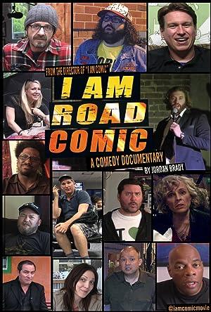 Where to stream I Am Road Comic