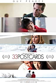 Guy Pearce, Claudia Karvan, Lincoln Lewis, Zhu Lin, and Angie Tricker in 33 Postcards (2011)