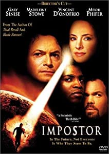 Old movie video download site Impostor by [1080pixel]