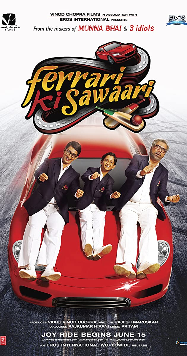 Ferrari Ki Sawaari full movie download in hd 720p 3