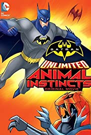 Batman Unlimited: Animal Instincts (2015) 720p
