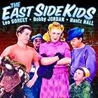 Benny Bartlett, Leo Gorcey, Huntz Hall, Ernest Morrison, and Bobby Jordan in Clancy Street Boys (1943)