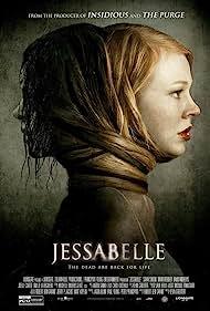 Amber Stevens West and Sarah Snook in Jessabelle (2014)
