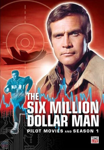 The Six Million Dollar Man Tv Series 1974 1978 Imdb