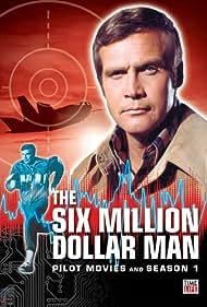 Lee Majors in The Six Million Dollar Man (1973)