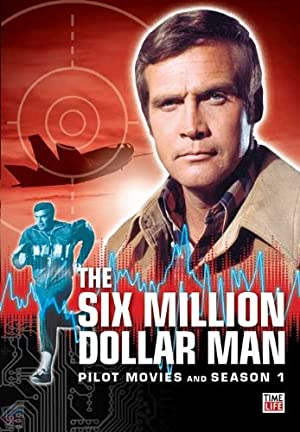 Where to stream The Six Million Dollar Man