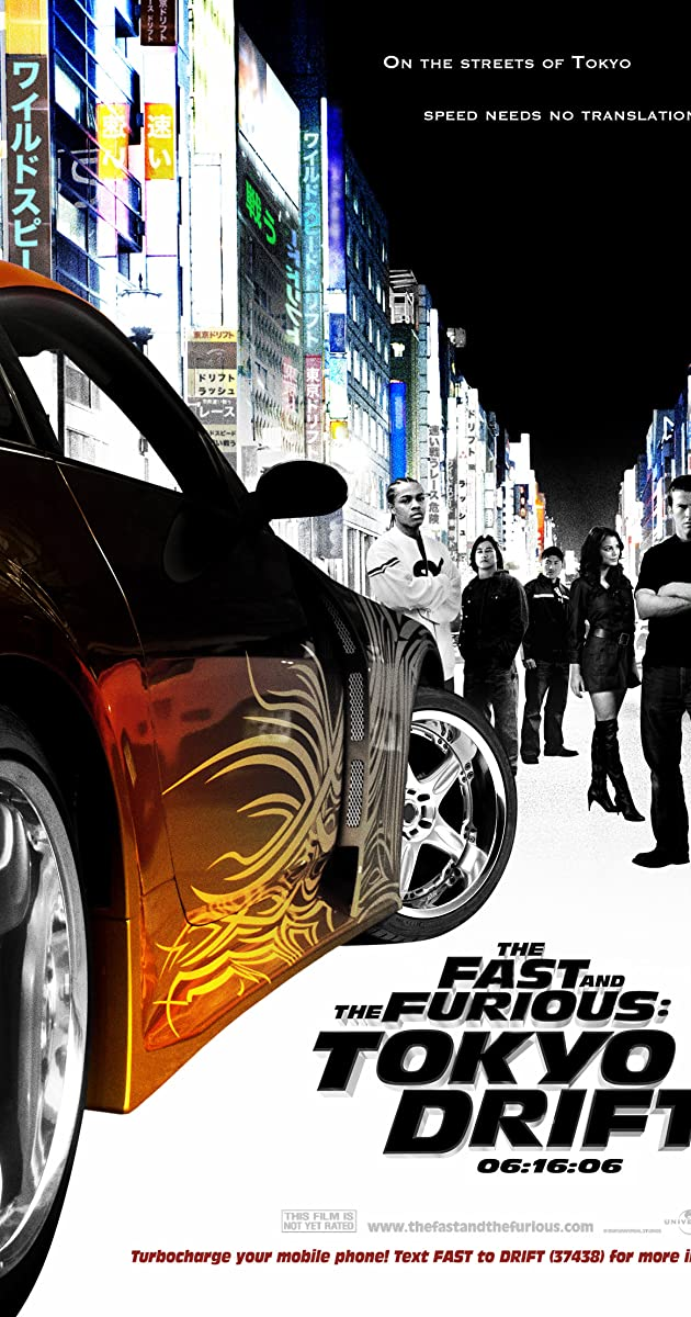 The Fast and the Furious: Tokyo Drift download
