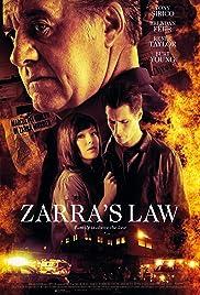 Zarra's Law Poster
