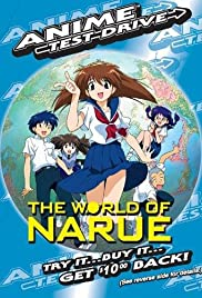 The World of Narue Poster