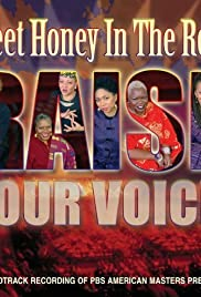 Sweet Honey in the Rock: Raise Your Voice Poster
