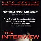 Aaron Jeffery, Tony Martin, and Hugo Weaving in The Interview (1998)