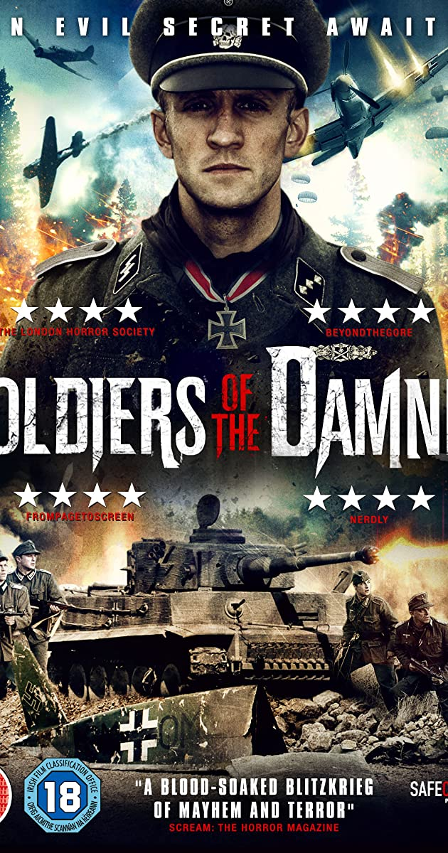 Subtitle of Soldiers of the Damned