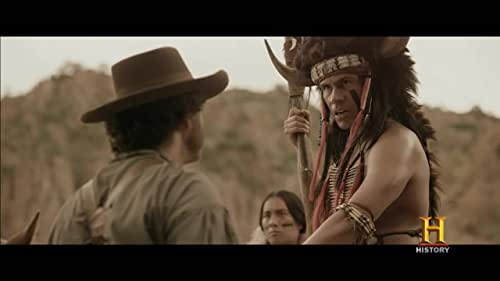 """Watch a trailer for the History miniseries """"Texas Rising""""."""
