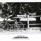 Jacques Tati in Jour de fête (1949)