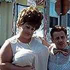 Divine and Jerry Stiller in Hairspray (1988)