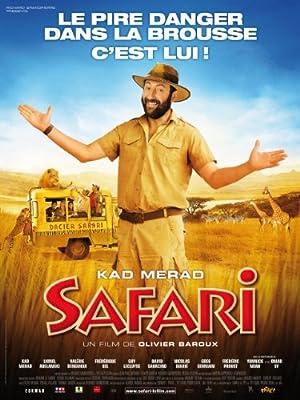 Where to stream Safari