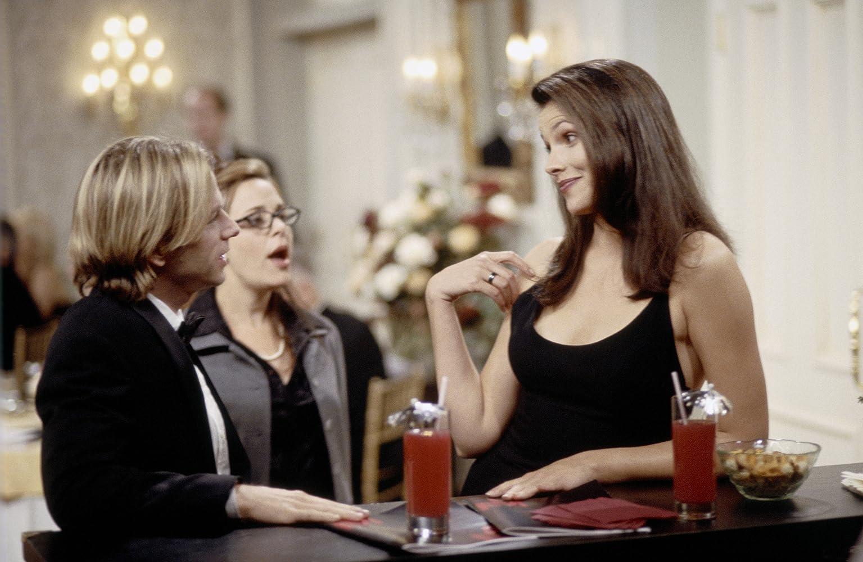 David Spade, Julia Dahl, and Kristen Eykel in Just Shoot Me! (1997)