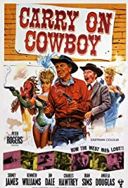 Carry on Cowboy (1965) Poster - Movie Forum, Cast, Reviews