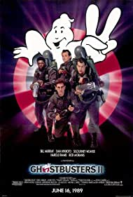 Ghostbusters II (1989) Poster - Movie Forum, Cast, Reviews
