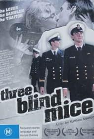 Matthew Newton, Toby Schmitz, and Ewen Leslie in Three Blind Mice (2008)