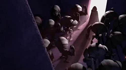 This is the second theatrical trailer for Star Wars: The Clone Wars, directed by Dave Filoni.