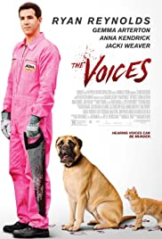 The Voices (2014) Poster - Movie Forum, Cast, Reviews