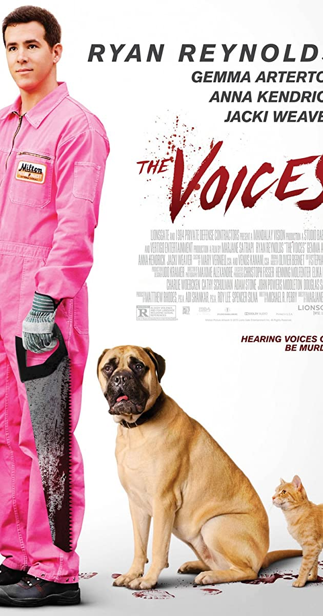 Subtitle of The Voices