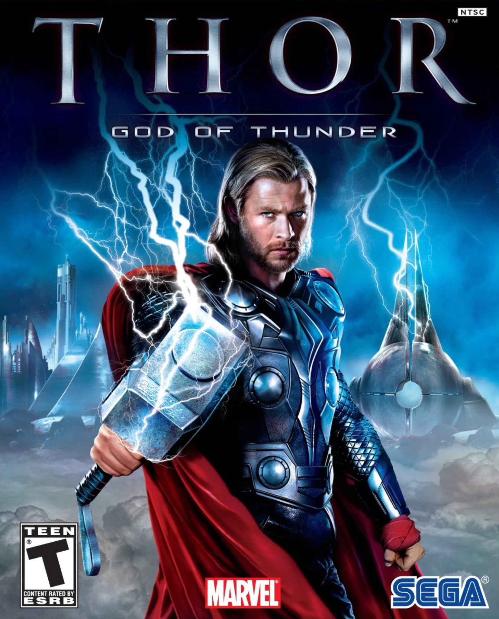 Thor: God of Thunder (Video Game 2011) - IMDb