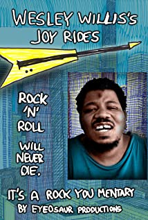 Wesley Willis Picture