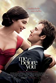 Sam Claflin and Emilia Clarke in Me Before You (2016)
