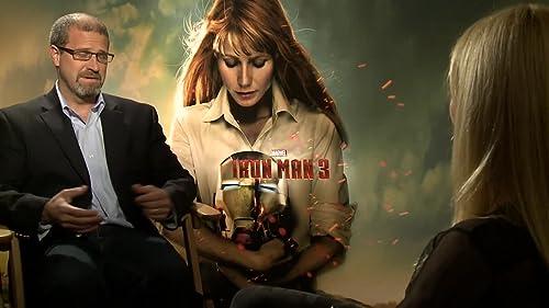 IMDb Original: Iron Man 3, Gwyneth Paltrow